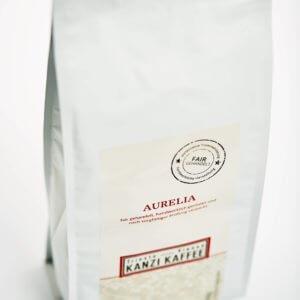 Kanzi Kaffee Herbert Lehmann Aurelia 1000g 1kg