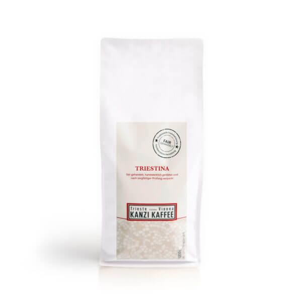 Triestina Kaffee von Kanzi
