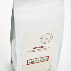 Kanzi Kaffee Herbert Lehmann Riviera 1000g 1kg