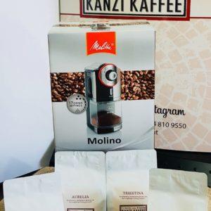 Kanzi Kaffee Melitta Molino Probierset